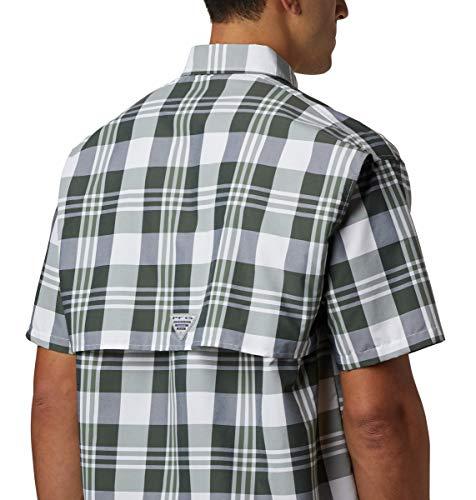 Columbia Men's Super Bahama Short Sleeve Shirt