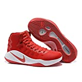 Nike Mens Hyperdunk 2016 TB Basketball Shoes Red 844368 662 Size 12
