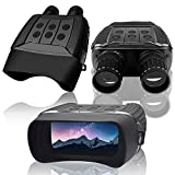Vmotal Night Vision Goggles 850NM Infrared Illuminator Digital Binoculars Military Tactical HD Photo & 960P Video with 2.31' TFT LCD, Water-Resistant for Wildlife Viewing Hunting & Reconnaissance