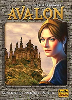 The Resistance: Avalon is a standalone game and while The Resistance is not required to play; the games are compatible and can be combined For 5 to 10 players Takes 30 minutes playtime