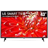 TV LG 43' FHD Smart TV LED 43LM6300PUB 2020