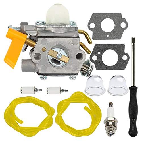 Gaoominy Strumento di Regolazione del Carburatore C1U-H60 per Decespugliatore un Filo Ryobi Homelite 25Cc 30Cc S430 SS26 SS30 CS26 CS30