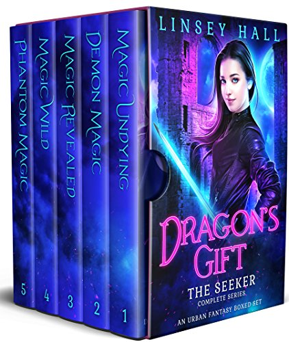 Dragon's Gift: The Seeker Complete Series: An Urban Fantasy...