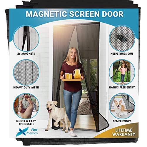 Flux Phenom Reinforced Magnetic Screen...