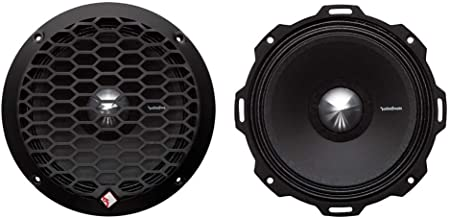 "Rockford Fosgate PPS4-6 6.5"" 400 Watt 4-Ohm Midrange Car Audio Speaker (Pair)"