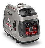 Briggs & Stratton P2200 Power Smart Series Inverter Generator with Quiet Power Technology and Parallel Capability, 2200 Starting Watts 1700 Running Watts