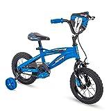 Huffy 12' MotoX Boys Bike, Gloss Blue