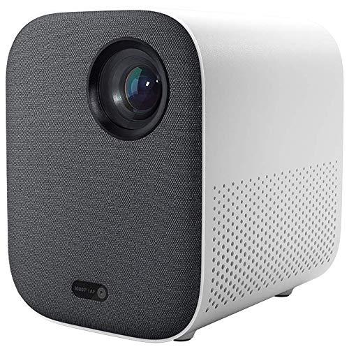 Xiaomi Mi Smart Compact Projector, Proiettore Portatile Smart con Wi-Fi, FHD 1080p, Proiezione Fino...