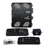 Mini Monoblock Amp 3000W Micro Amplifier 2 Ohm Stable Compact APHD-3000D-H2
