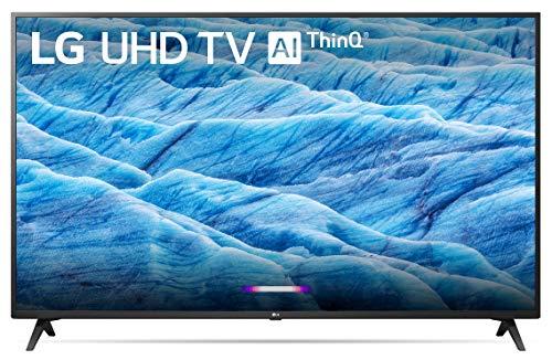 LG 43UM7300PUA Alexa Built-in 43' 4K Ultra HD Smart LED...