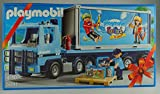 Playmobil 5091- Fun Park (15 Jahre Edition) Container Truck