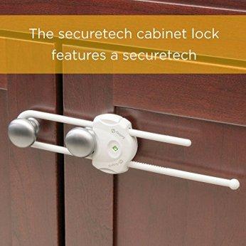 Safety 1st SecureTech Cabinet Lock