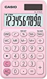 Casio SL 310UC PK Calculatrice de poche Rose