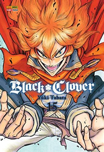 Black Clover เล่ม 15