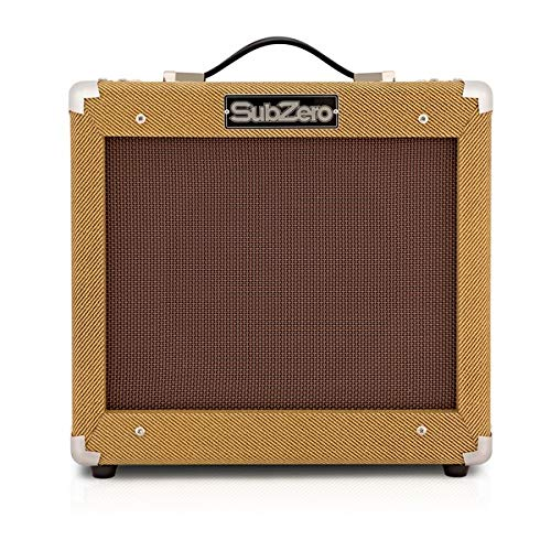 SubZero Tweed V35RG Guitar Amp