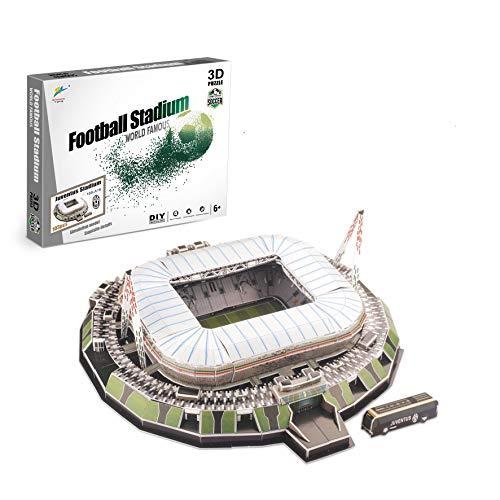 Zeye 3D Puzzle - Juventus FC Stadium