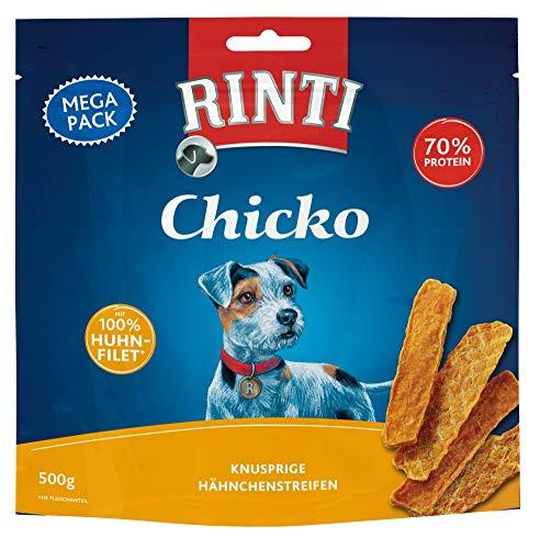 Rinti Extra Snack Chicko Huhn Megapack 500g