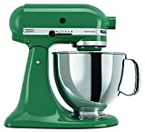 KitchenAid Artisan Series 5 Qt. Stand Mixer with Pouring Shield Color: Bayleaf