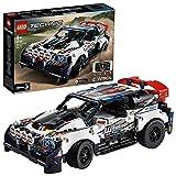 LEGO Technic AutodaRallyTopGearTelecomandata Control+, Set di Costruzioni, 42109