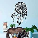 Estilo bohemio carillón de viento etiqueta de la pared 3D vinilo creativo etiqueta de la pared mural arte decoración