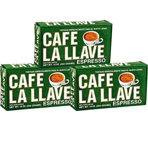 Cafe La Llave 10 oz (3 Pack)