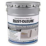 Rust-Oleum 301997 510 Fibered Aluminum Roof Coating 5 gal