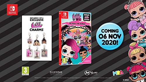 Image 1 - L.O.L. Surprise! Remix Edition: We Rule the World (Nintendo Switch)