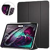 Ztotop [軽量版] iPad Pro 11 ケース 2018モデル 磁気吸着式 オートスリープ機能(ブラック)