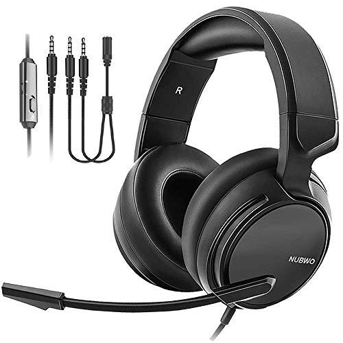 NUBWO N12 Gaming Headset & Xbox one Headset & PS4...