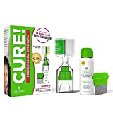 Lice Treatment Kit by Lice Clinics-Guaranteed to Cure Lice, Even Super...