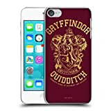 Head Case Designs Officiel Harry Potter Gryffindor Quidditch Deathly Hallows X...