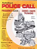 Radio Shack Police Call - Frequency Guide - Codes - Maps Trunking