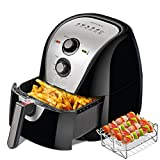 Secura Air Fryer XL 5.3 Quart...