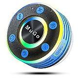 Enceinte Douche Bluetooth Étanche IPX7 Waterproof Douche Haut Parleur avec Ventouse,...