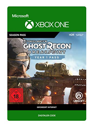 Tom Clancy's Ghost Recon Breakpoint: Year 1 Pass - Uncut   Xbox One - Download Code