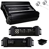 NEW Orion XTR1500.1Dz XTR Series 1500 Watts RMS Car Audio Amp CEA-2006 Compliant Power Ratings Xtreme Amplifier with Remote Bass Boost Control Knob Included (XTR1500.1D)