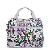 Vera Bradley Lighten Up Cooler, Lavender Botanical