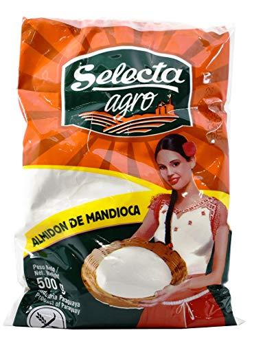 Almidon de mandioca- Selecta 500g