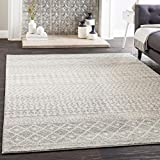 Artistic Weavers Chester Grey Area Rug, 7'10' Square