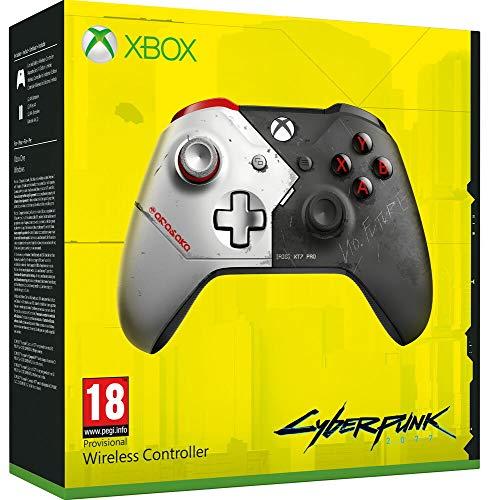 Microsoft - Mando Inalámbrico Xbox Cyberpunk 2077 Edición Especial