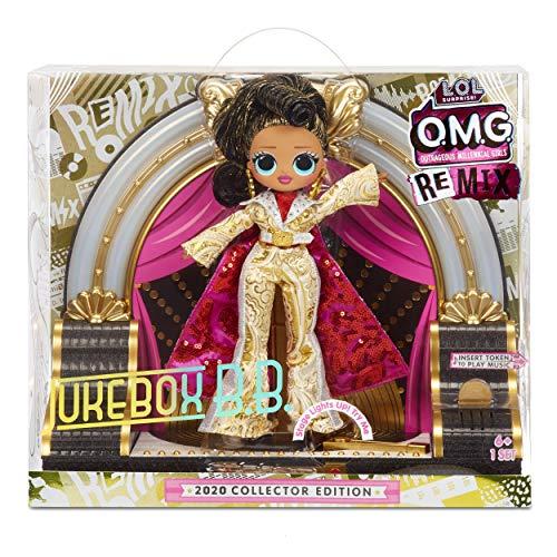 Image 1 - LOL Surprise OMG Remix - Jukebox BB Avec Musique - Poupée Mannequin & Accessoires - Edition Collector 2020