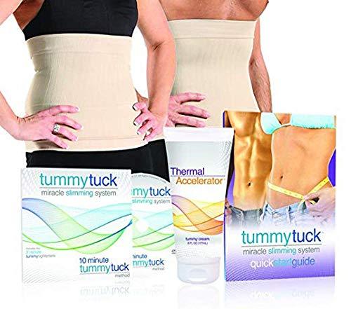 Tummy Tuck Miracle Slimming System Medium (Women's Large, size 11-16 / Men's Large/X-Large, 34-39) 1