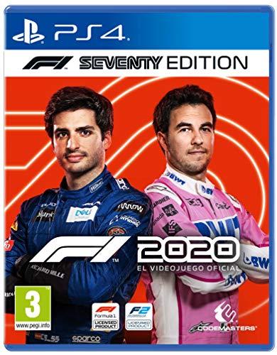F1 (Formula 1) 2020 [70 Jahre Edition] + Retro Steelbook F1 2018 für alle Bestellungen bis 12.01.2021