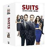 SUITS/スーツ Season 1-7 [DVD-PAL方式 ※日本語無し](輸入版)