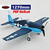 DYNAM RC Airplane F6F Hellcat 1270mm Wingspan - SRTF
