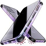 Coque magnétique Anti espion compatible avec iPhone 11 Pro Max,Silicone 4 Coins...
