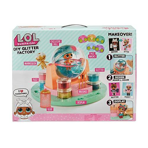 Image 3 - L.O.L Surprise! 556299 L.O.L. Surprise Station de Paillettes Multicolore