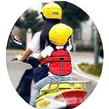 Vine Enfants siège de sécurité réglable pour moto vélo électrique de voiture Ceinture De...