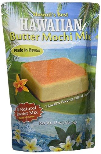 Hawaii's Best, Hawaiian Butter Mochi Mix, 15-oz. (425.25g)