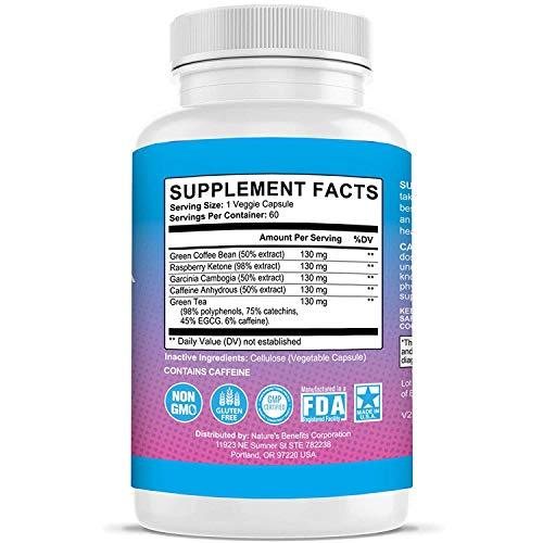 Total Tone Garcinia Pills forAdvanced Weight Loss -Burn Fat Quicker - Carb Blocker (5 Month Supply) 2